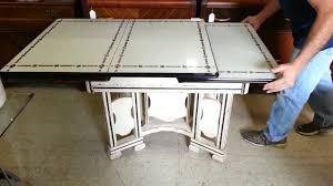 Cottage Style Kitchen Tables Vintage 1920s To 1940s Enamel Top Cottage Style Kitchen Table