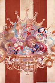 circus wallpape art 3236923 hd