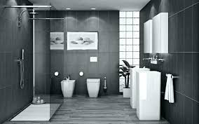 Bathroom Decoration Ideas Best Gray Bathroom Designs R Nongzi Co Pertaining To Black And 28