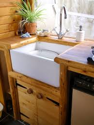 Kitchen And Bathroom Wagon Off Grid Portable Home Awesome - Kitchens bathrooms