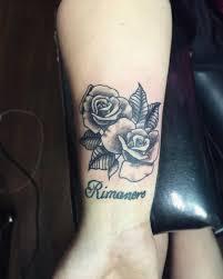 rose tattoo designs for wrist. Plain Rose Flowers Tattoo On Wrist 30 Tattoos Designs  Ideas  Design Trends U2013  Premium With Rose For C