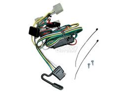 toyota pickup tacoma reese trailer wiring harness 1989 1995 toyota pickup 1995 2004 tacoma reese trailer wiring harness 118379