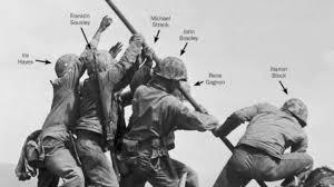 Image result for USMC Iwo Jima