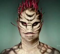 syfy s amazing makeup show face off returns august 21st check out these befores afters