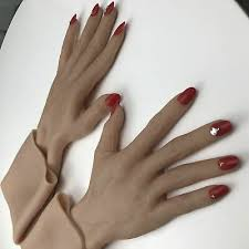 knowu silicone women gloves high