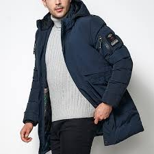plus size outdoor thick warm hood winter padded jacket parka at banggood sold out