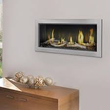 linear gas fireplace. Napoleon Vector 38 Linear Gas Fireplace