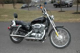 2006 harley davidson sportster custom for sale in pa from