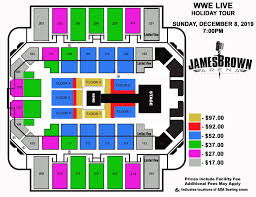 James Brown Seating Chart James Brown Arena Seating Diagram Wiring Schematic Diagram