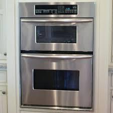 kitchenaid microwave convection oven. Kitchen Aid Microwave Convection Wall Oven With Built In Kitchenaid Hood Combo K