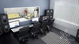 soundproofing office space. 3D Visuals Soundproofing Office Space A