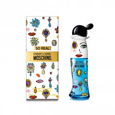 <b>Moschino So Real</b> Eau De Toilette 30ml Spray