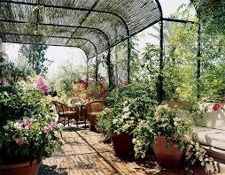 Decor Inspiration Marella Agnelli's Marrakech Garden house