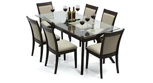 dining table designs 6 seater glass top 6 dining table set kitchenaid zubehor