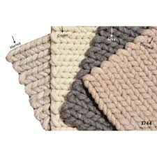 contemporary chunky wool rug braided australium hand knotted sheep brisbane warm melbourne pottery barn uk