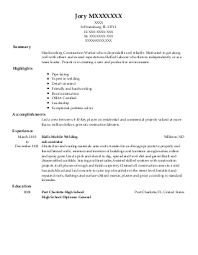 Resume Templates For Building Inspector Fast Online Help. leading  professional ...