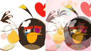 Angry Birds ~ Bomb x Matilda ~ unconditionally - YouTube