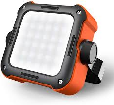 8 In 1 <b>LED</b> Camping Light 5 Modes USB <b>Rechargeable Waterproof</b> ...