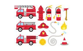 Fire Engine Design Studio Fire Truck Clipart Les Cl50 Scrapbook Decorations Saved