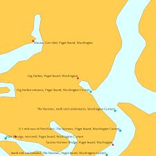 Gig Harbor Puget Sound Washington Tide Chart