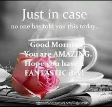 Fantastic Good Morning Quotes Best of Have A Fantastic Day LO Good Morning Noon Night Pinterest