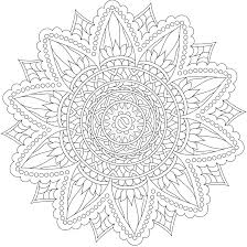 Rewarding Path A Free Printable Mandala