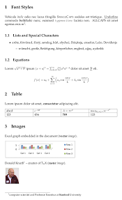 word to latex manual