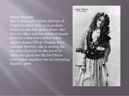 comparison between rose lie and nancy in oliver twist