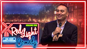 Red Light Comedy Red Light Comedy Live From Amsterdam Vol 1