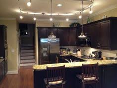Kitchen Track Lighting For Interior Decoration Of Your Home Kitchen With  Zauberhaft Design Ideas 16