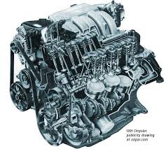 chrysler dodge 3 8 liter v6 engines imperial to minivan to jeep 1991 3 8 v6 engine diagram