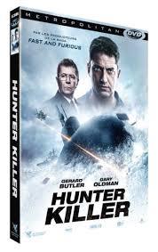 Hunter Killer DVD - Donovan Marsh - DVD Zone 2 - Achat & prix | fnac