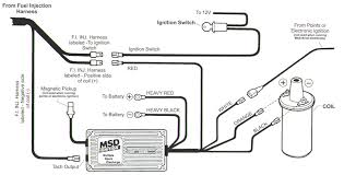 msd aln wiring diagram wiring diagram and hernes msd 6aln wiring diagram 6al hei