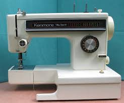 Sears Kenmore Sewing Machine Manual Model 158