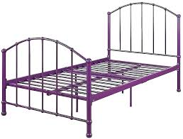 Metal Bed Frame Full Bed Frame Full Medium Size Of Twin Bed Mattress ...