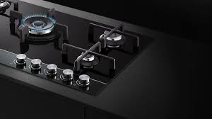 Gas Cooktop Glass Cg905dnggb1 90cm Gas On Glass Cooktop