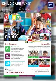 Samples Of Daycare Flyers Home Daycare Flyer Templates Opusv Co