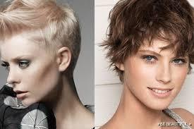 Krátké účesy Pro řídké Vlasy
