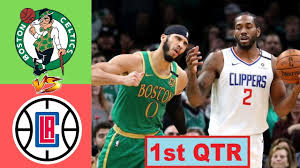 Boston Celtics vs Los Angeles Clippers Full Highlights (1st Quarter) | Feb  5, 2021