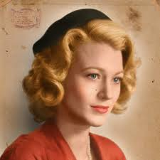 Retro Hair Style blake lively hairstyles the age of adaline movie popsugar beauty 6647 by wearticles.com