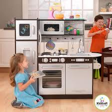 Kids Kitchen Kidkraft Uptown Espresso Kids Kitchen Kids Play Kitchen Wooden