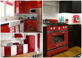 Retro Red Kitchen 15 Essential Design Elements For A Perfectly Retro Kitchen Big Chill