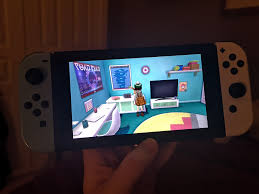 The Joy Con on your character's Switch matches whatever your Switch's menu  UI colors are, meaning even custom Joy Con colors can be shown in your  character's room in Pokémon Sword and