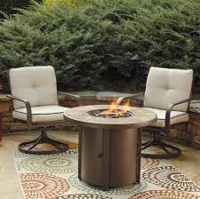 patio fire table portable propane fire pit patio table with fire pit