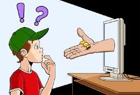 İnternetin çocuklara zararları