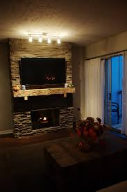 the fifth 1002 custom fireplace