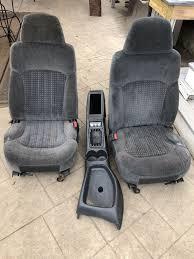 chevy s10 bucket seats