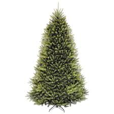 national tree company 9 ft dunhill fir hinged artificial christmas national tree company dunhill fir n16