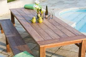 teak dining tables uk. beautiful outdoor dining \u2013 feature product open slatted tables and benches teak uk t