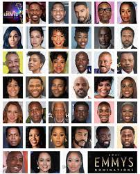 Diversity in 2021 Emmy Nominations ...